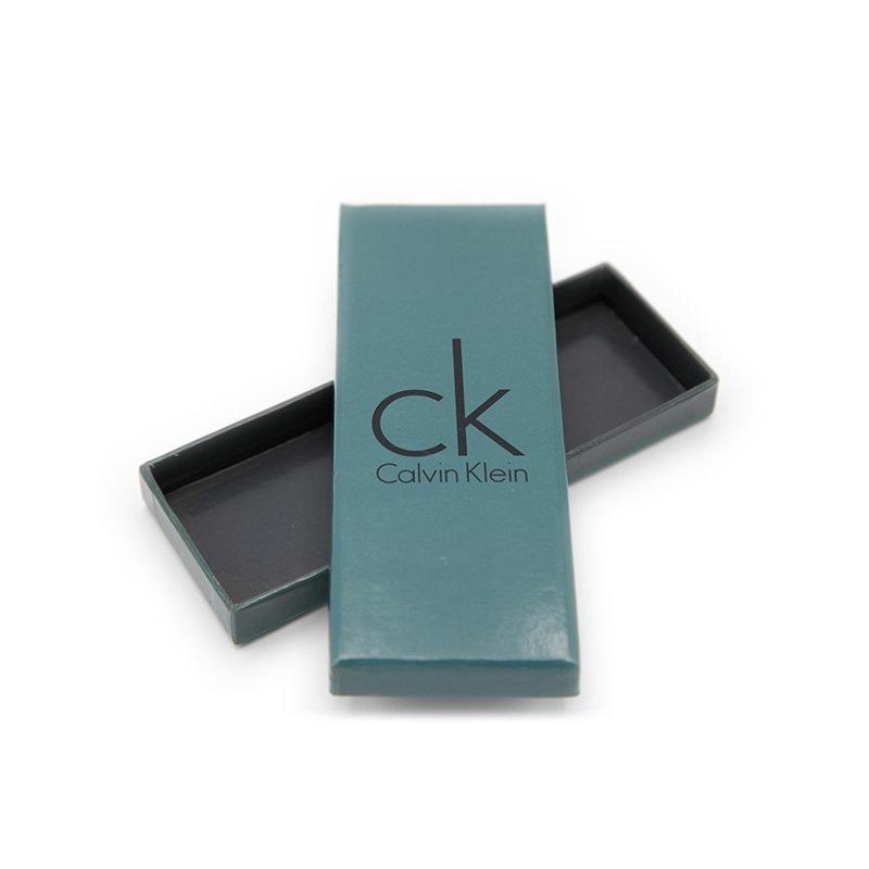 Custom Jewelry Kraft Paper Packaging Boxes for CK