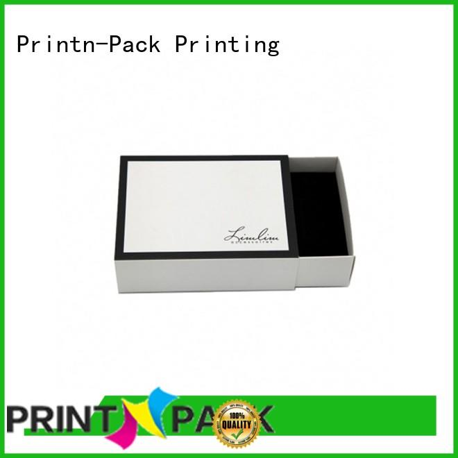 Printn-Pack modern design jewelry packaging supplies factory direct supply for earrings