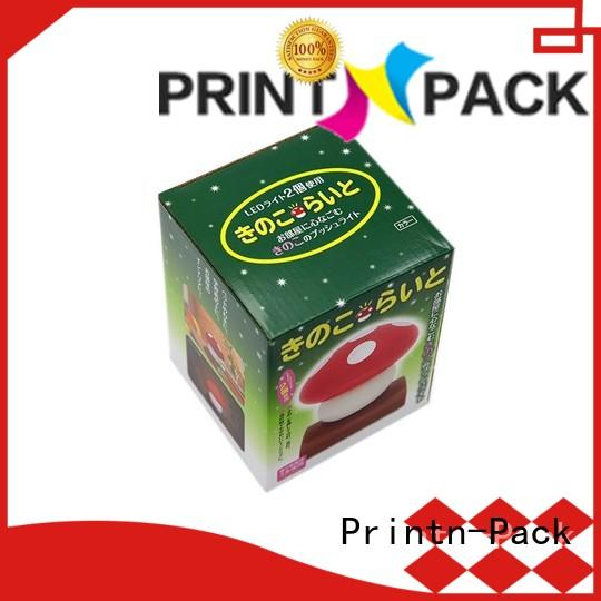 Printn-Pack corrugated paper box for toys design for gifts