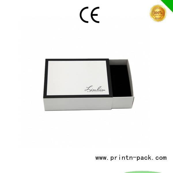 sponge box jewelry box packaging Printn-pack